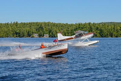 Long Lake by Boat or Plane