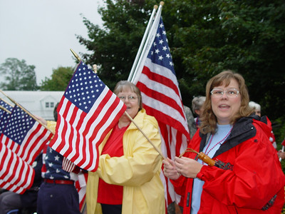 Remembering 9-11 in Freeport 2007