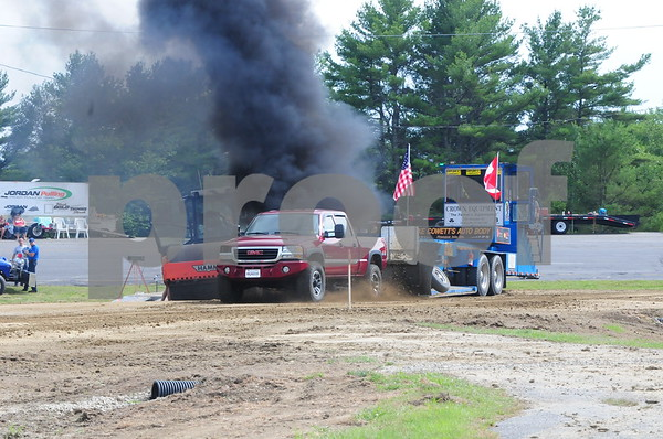 Maine Truck & Tractor Pullers Asso.