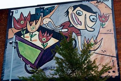 Wall art Montreal