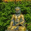 Seated Buddha Sakyamuni, Late Ming Dynastry