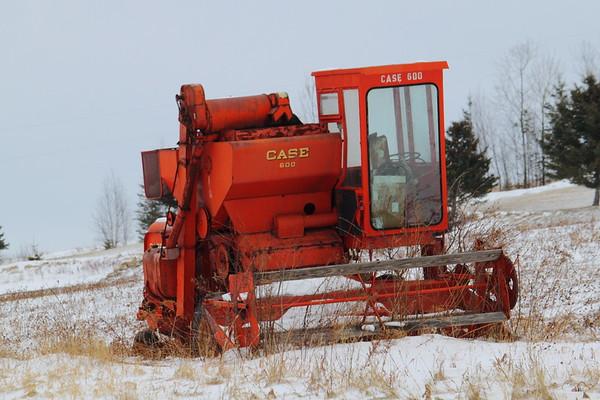 Case 600 - New Canada, Maine