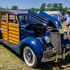 A Ford Woodie