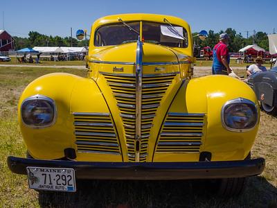 Blue Hill Car Show - 2018