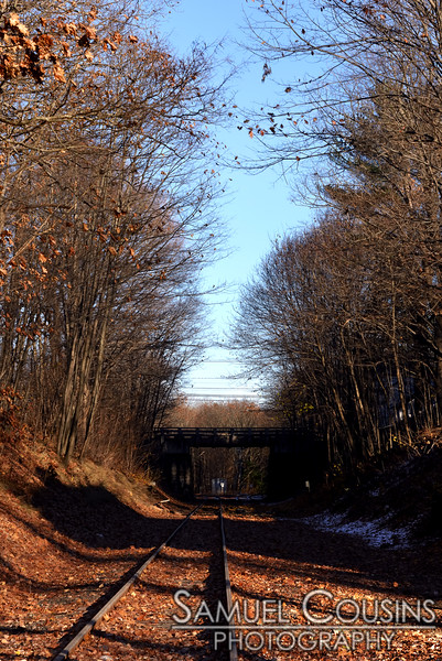 Railroad through Brunswick