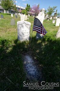 Eastern Cemetery - Memorial Day 2013