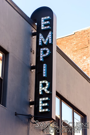 The Empire's sign.