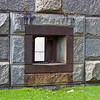 North Bastion Window at Fort McClary
