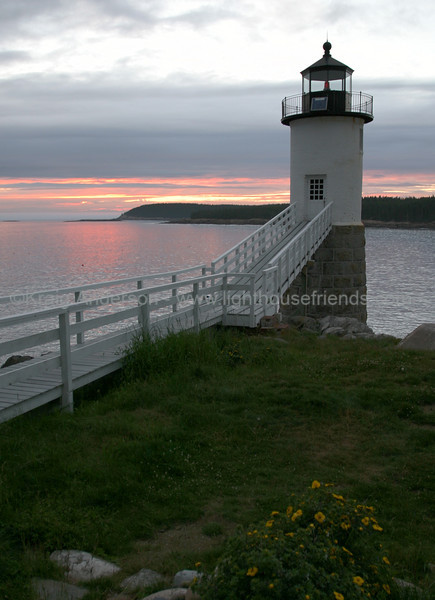 Isle au Haut Lighthouse