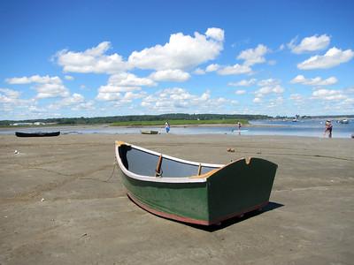 boat clouds 3339