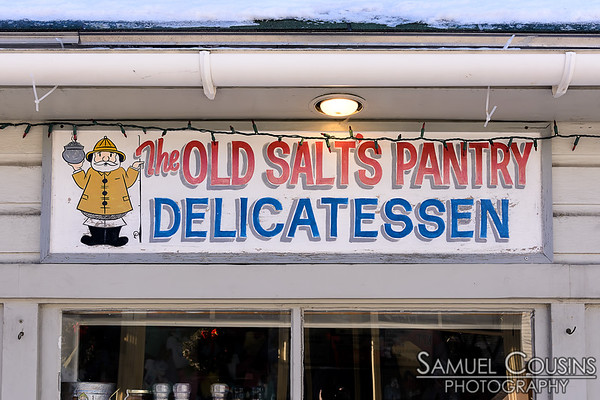 Old Salt's Pantry