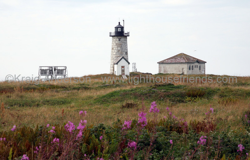 Libby Island Lighthouse
