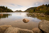A view from Jordan Pond in Arcadia National Park.