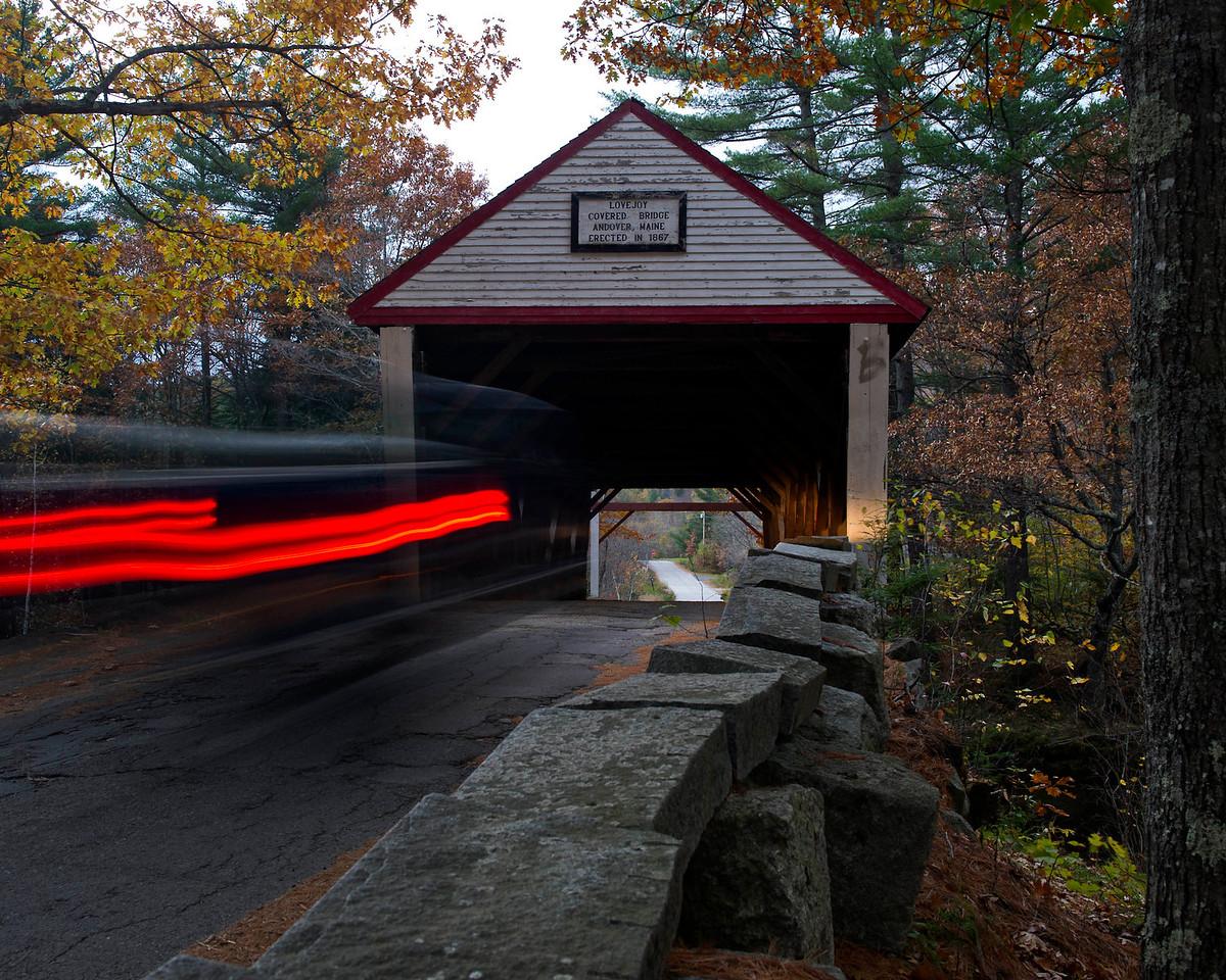 Haunted Bridge Maine