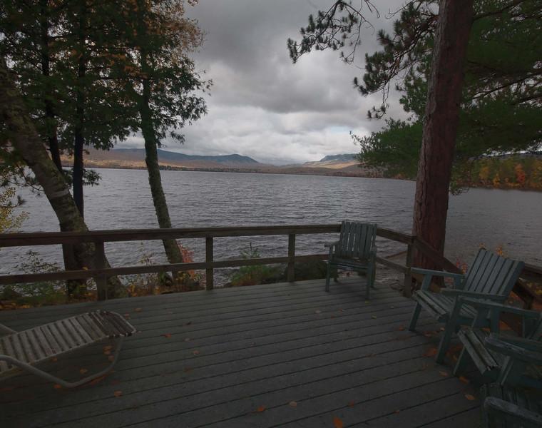 Lake Webb - Weld, Maine