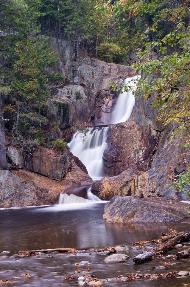 Smalls Falls - Maine