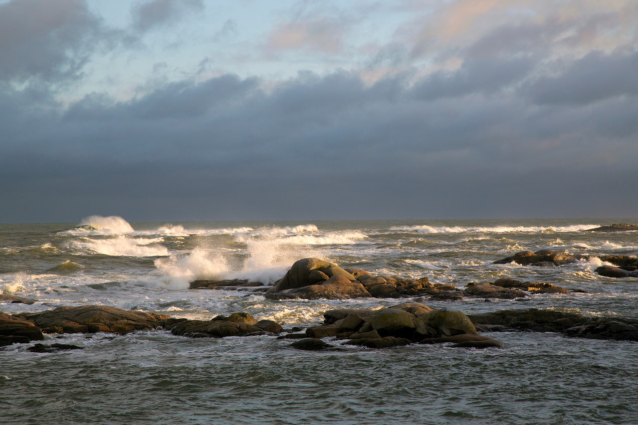 waves sky C4455