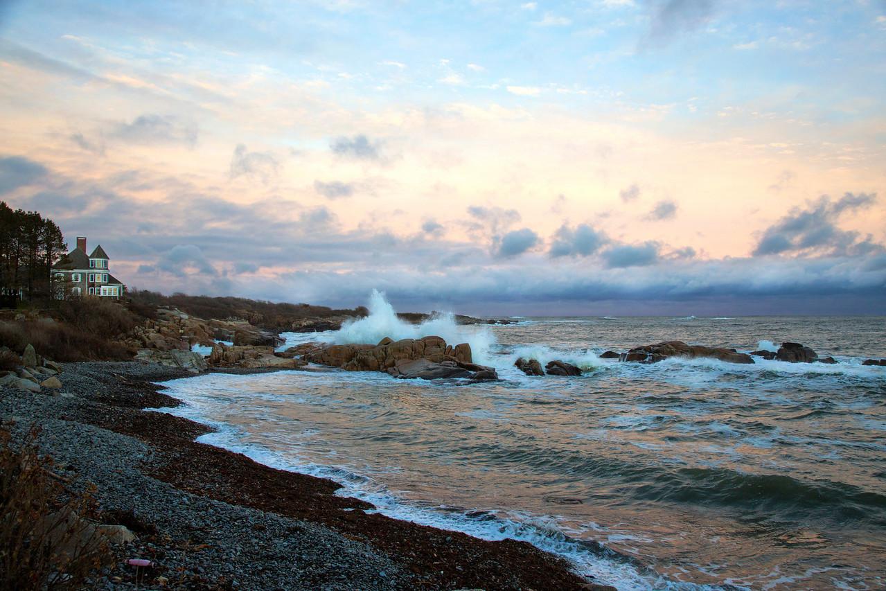 Waves SunsetSky EaglesNest C4539