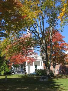 Maine Fall Scenes