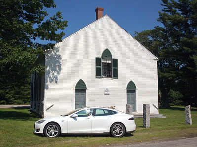 TeslaAtMeetingHouse C6177
