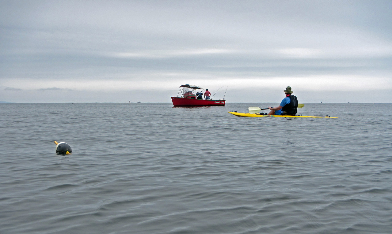 Will boat buoy 3463