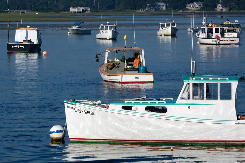 LobsterBoats C6732