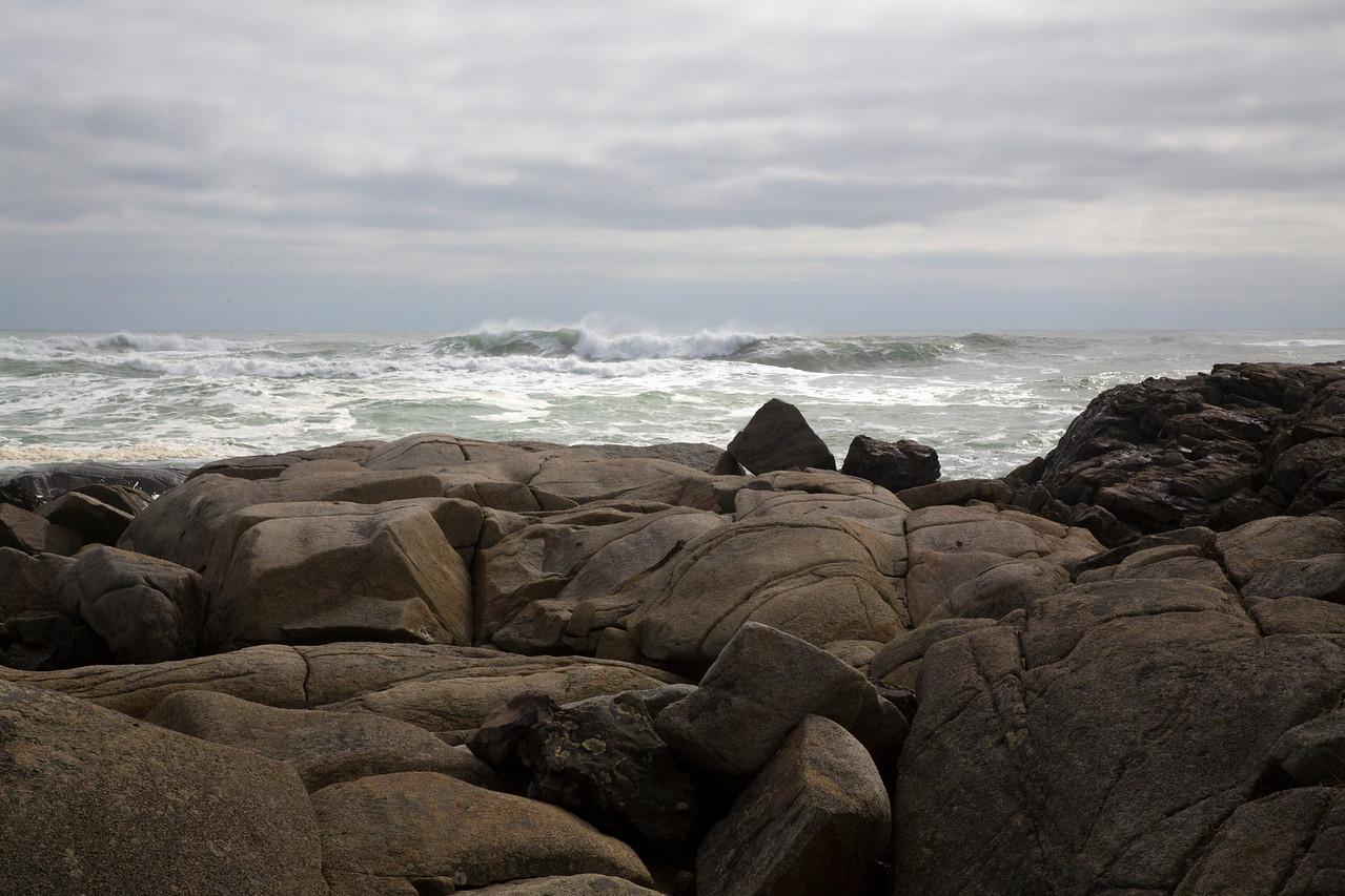 Rocks ocean C1589