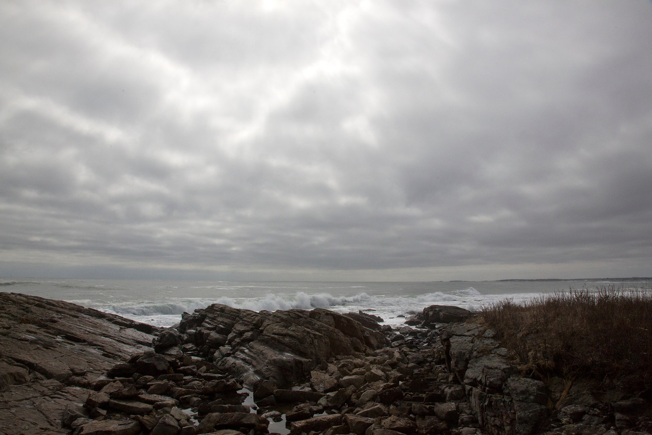Rocks sky C1597