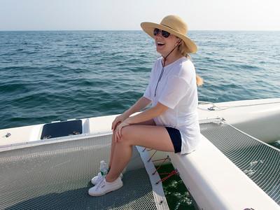Claire sailing 21500