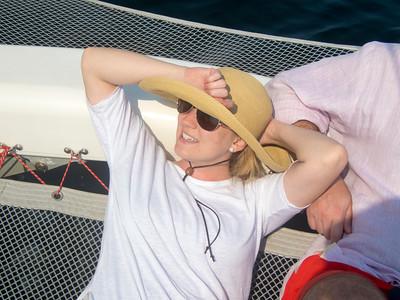 Claire sailing 21489