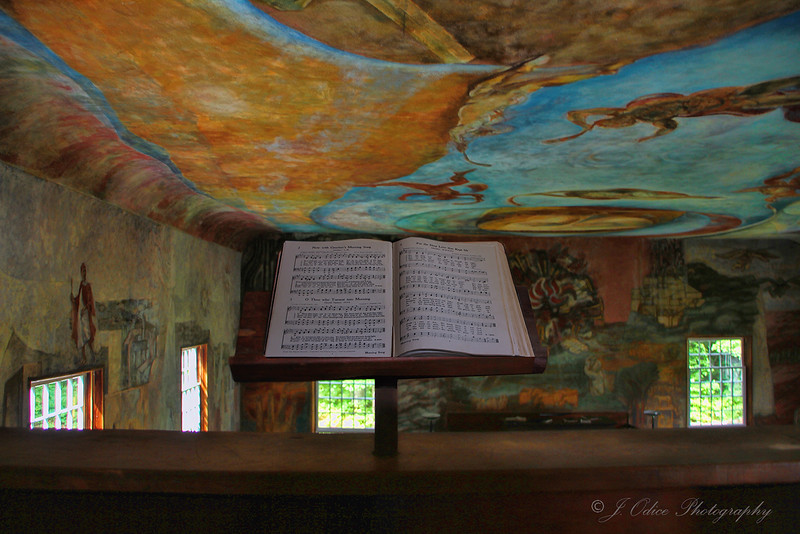 South Solon Meeting House, Hymnal