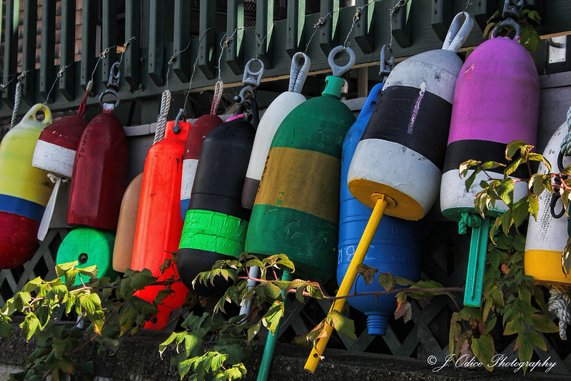 Buoys of Stonington