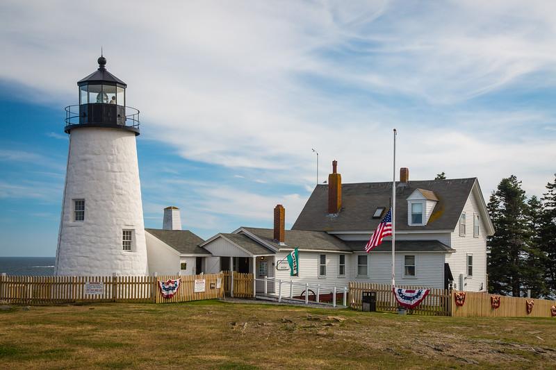 Pemaquid Point Light -  Lighthouse Park