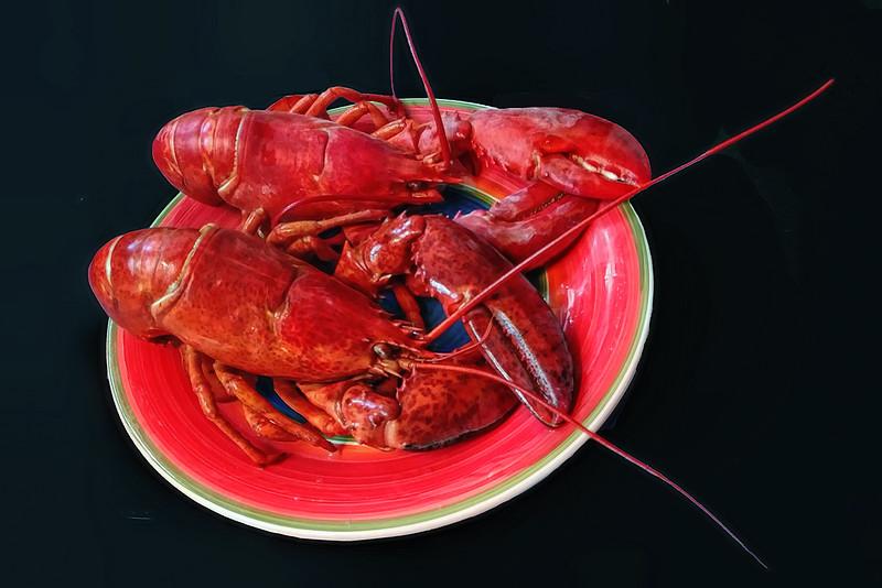 Lobster Dinner for Two :-)
