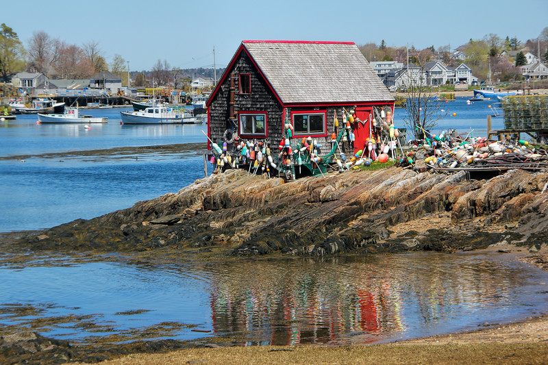 Mackeral Cove Lobster Shack