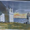 """Marshall Point Lighthouse At Sunset<br /> 11""""x 15"""" Sold <br /> Prints Available"""
