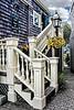 Perkin's Cove Maine Stairway