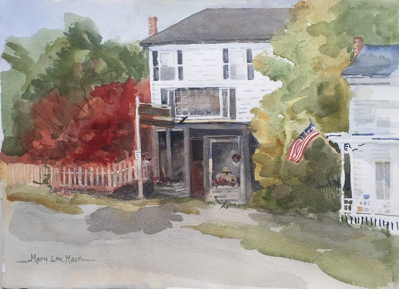 Gift Shop at Rte 1 Wiscasset, ME