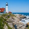 Lighthouse--Cape Elizabeth Me