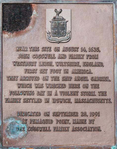 Pemaquid Point Light - Information