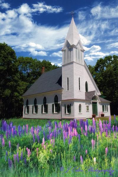 Bunker Hill Church