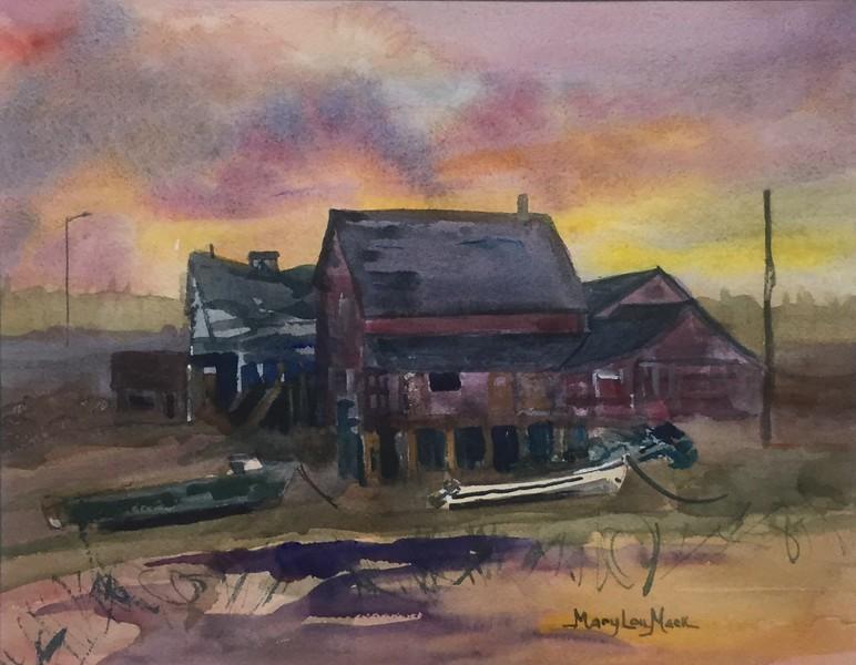 Old Fisherman's Wharf, ME