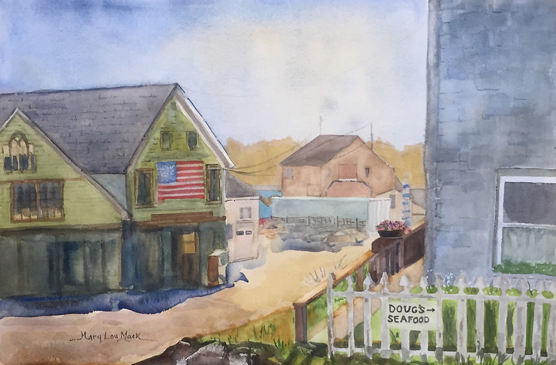 Port Clyde General Store 2 , ME