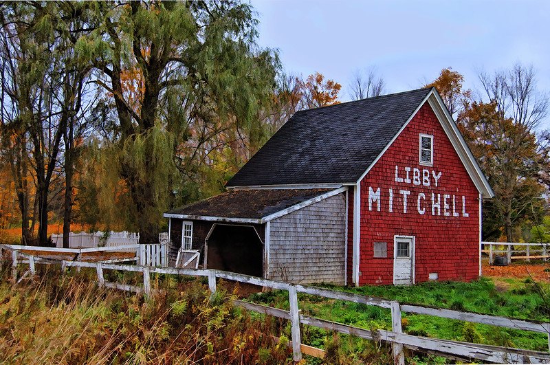 LIbby Mitchell's Barn