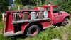 Monhegan's Fire Truck