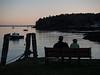 Sunset Rockport Harbor 2013