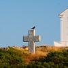 Allen Island, July 22 2016, Waymouth cross
