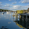 Lobsterman's dock