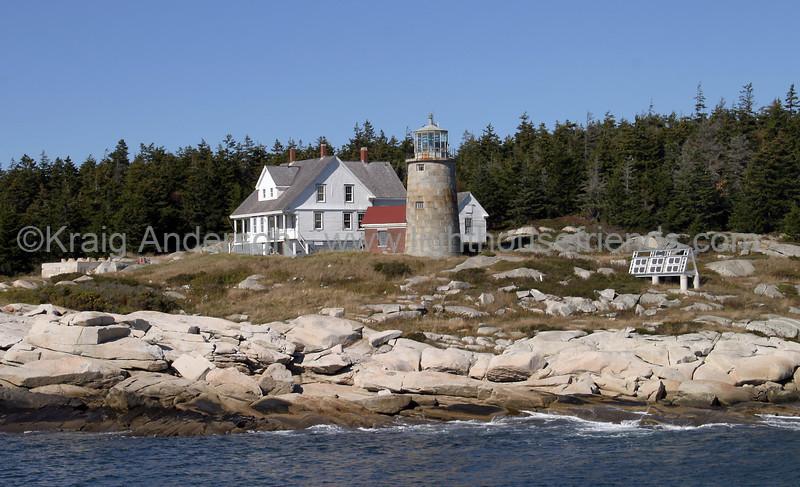 Whitehead Lighthouse