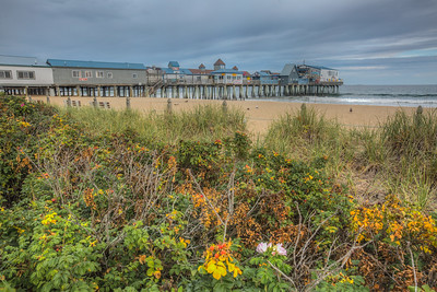 Old Orchard Beach, Maine, USA